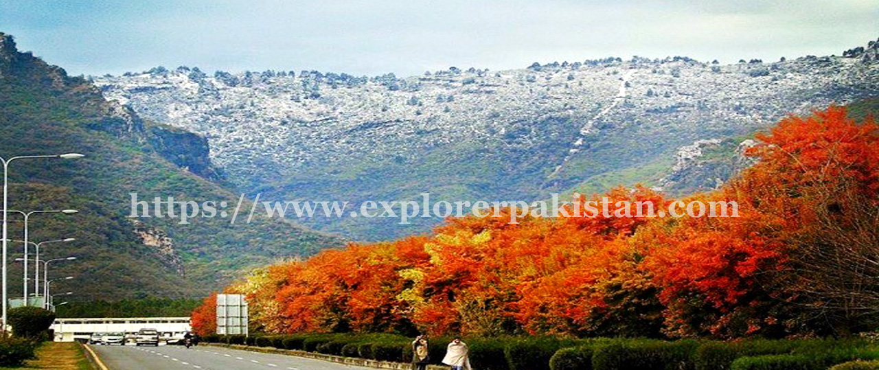 Magalla Hills - places to visit in islamabad