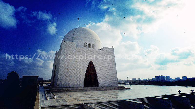 Quaid-e-Azam Tomb