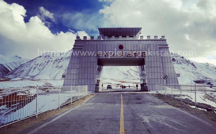khunjerab pass - beautiful places in pakistan