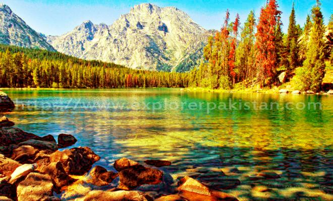 rawalkot - beautiful places in pakistan
