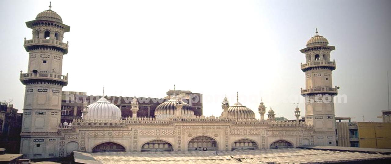 Mohabat khan Mosque