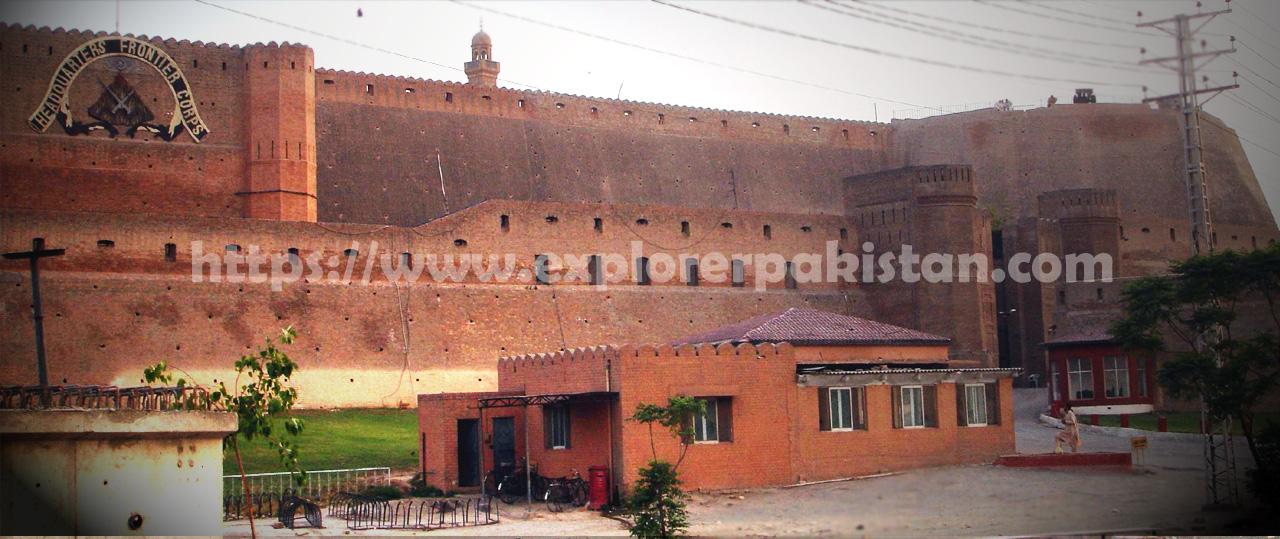 Bala Hisaar fort