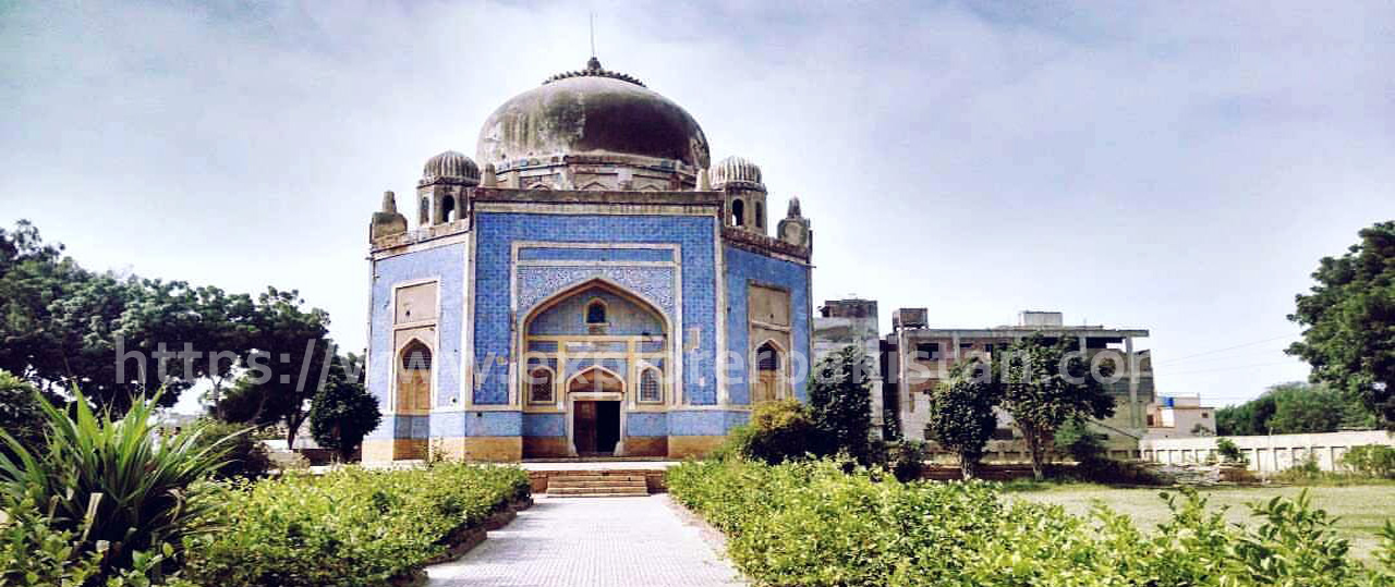 Tomb of the Mian Ghulam Nabi Kalhoro