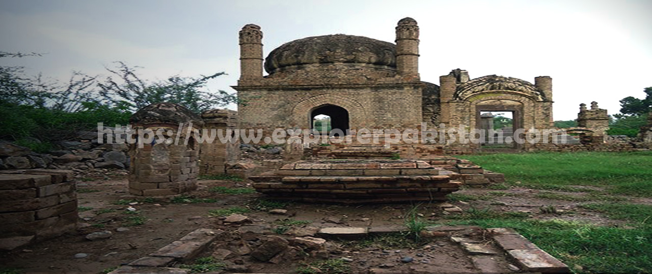 Wazir Bagh - best places to visit in peshawar
