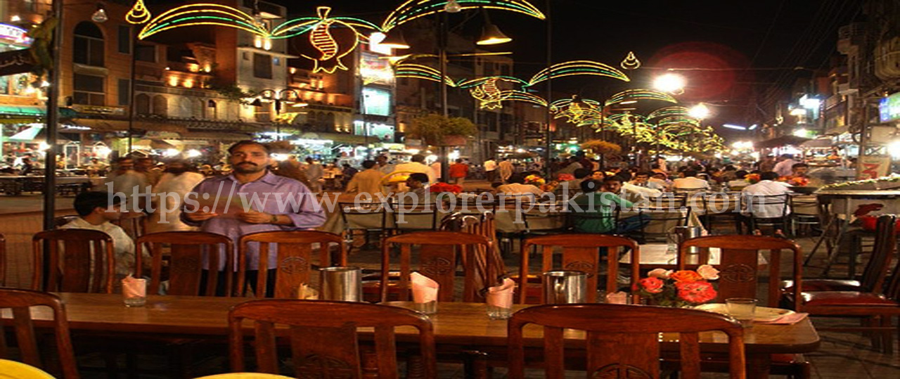 food street lahore - best places to visit in lahore