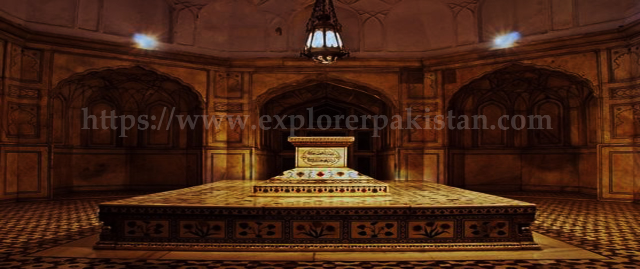 jahangir tomb - historical places in lahore