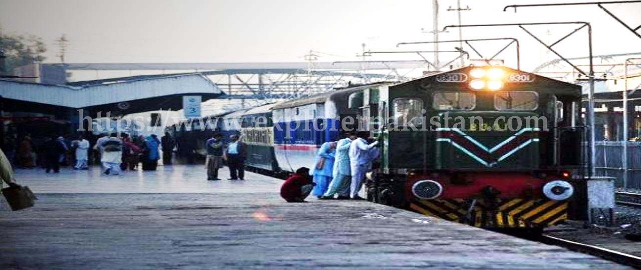 lahore railway - places to visit in lahore