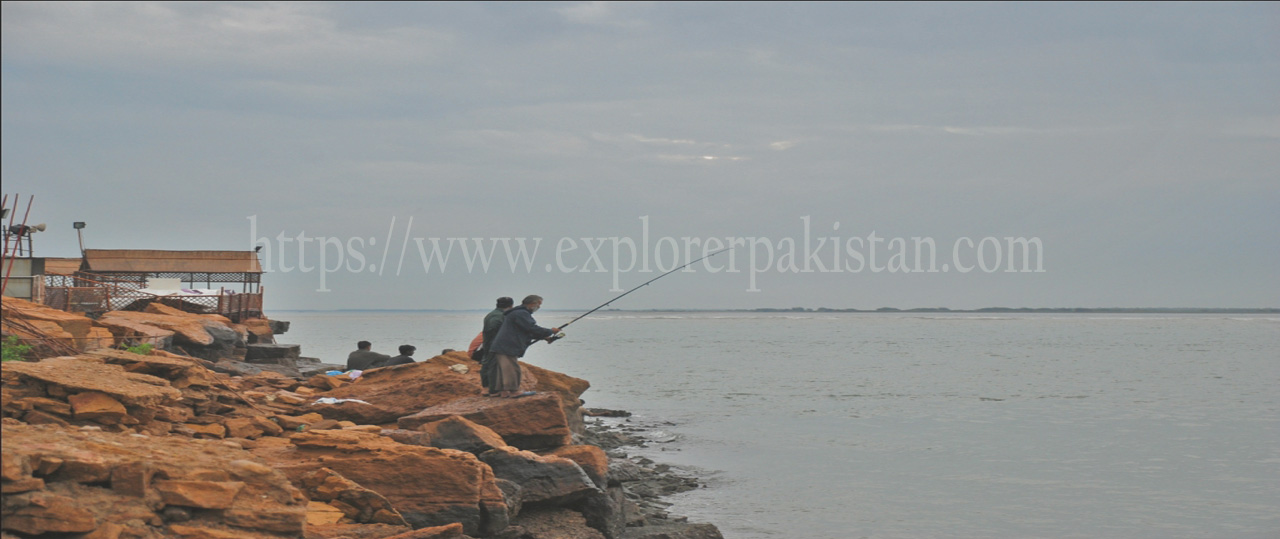 Devils Point - places to visit in karachi
