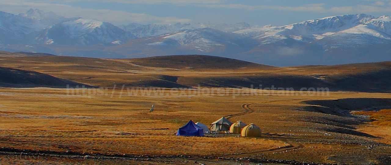 DEOSAI - Beautiful places to visit in skardu