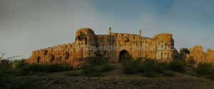 Kohat fort