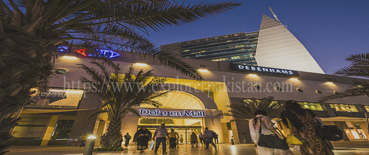 dolmen mall - port grand karachi