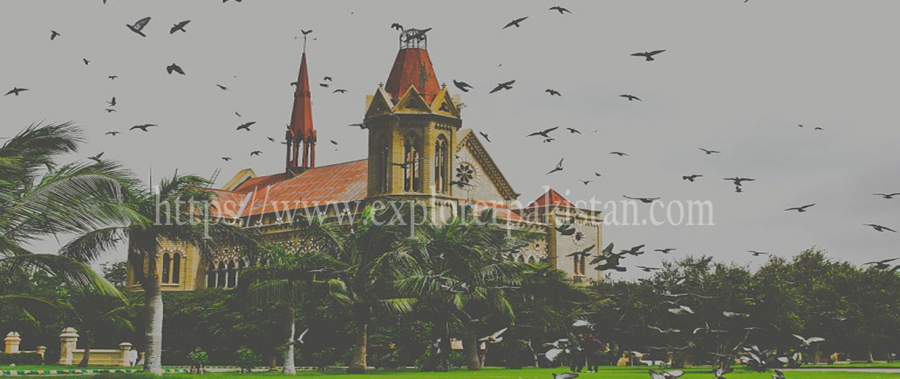 frere hall - places to visit in karachi