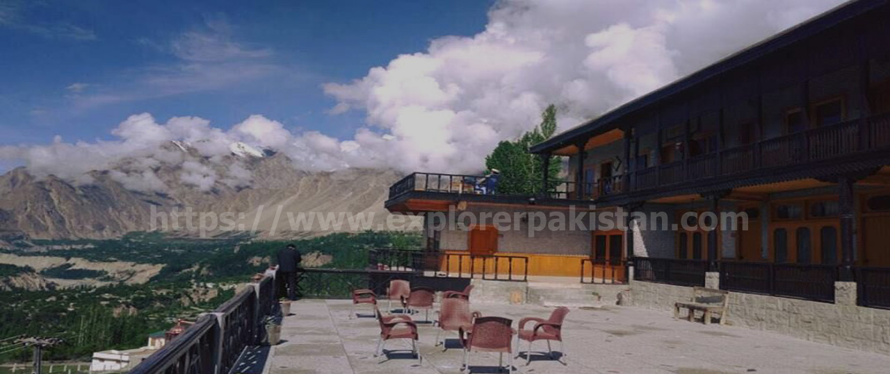 Tourist Cottage, Hunza