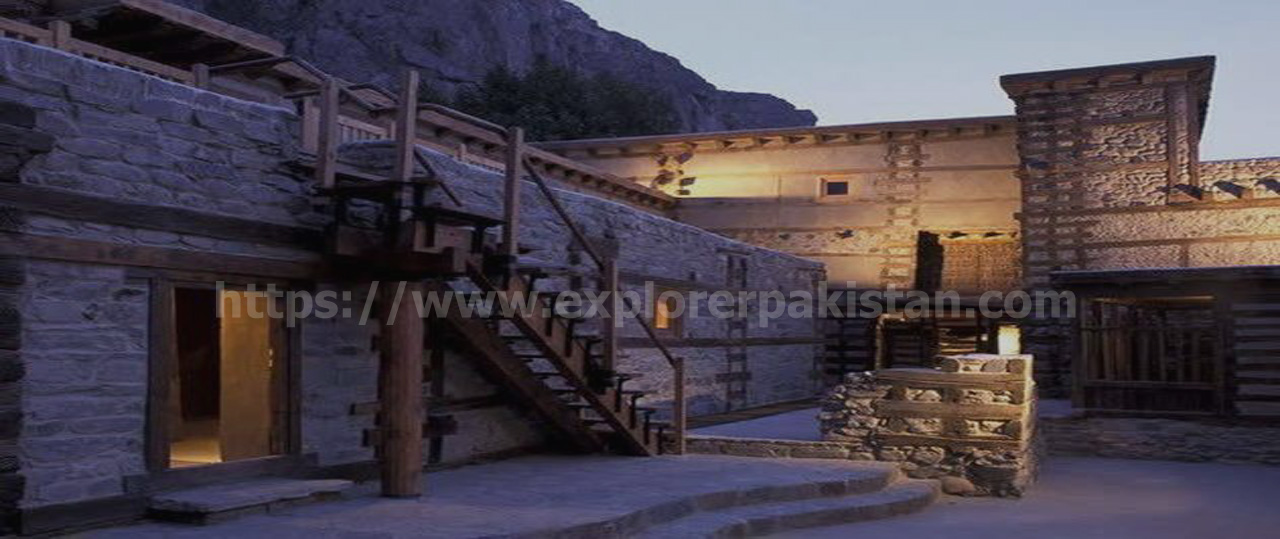 Shigar Fort - places to visit in skardu - shangrila resort skardu