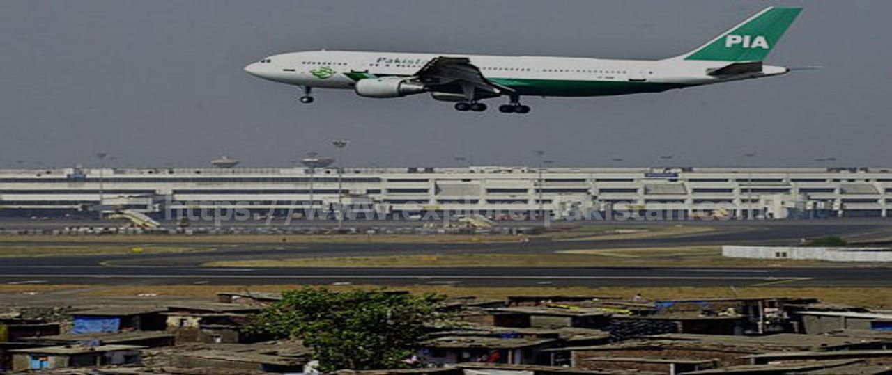 Shaheed Benzair Bhutto Airport