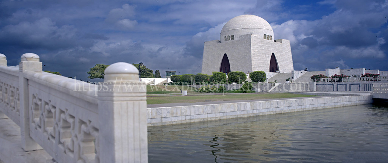 quaid e azam tomb