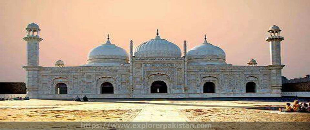 Abbasi Mosue Bahawalpur