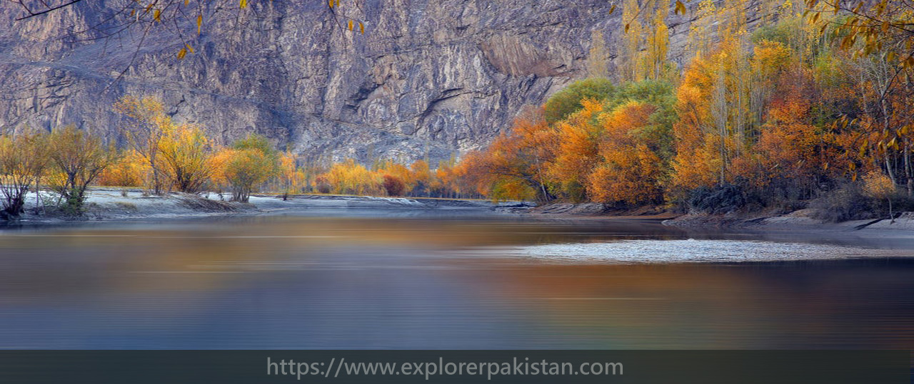 Astor - famous rivers of pakistan