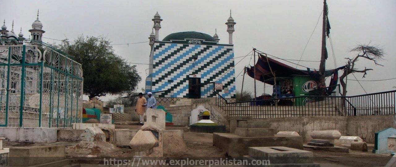 Heer Ranjha Tomb