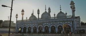 Markazi Jamia Mosque Rawalpindi