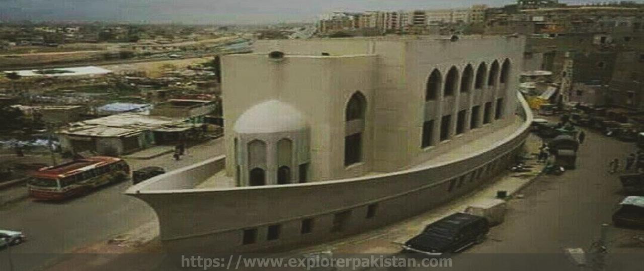 safina masjid karachi