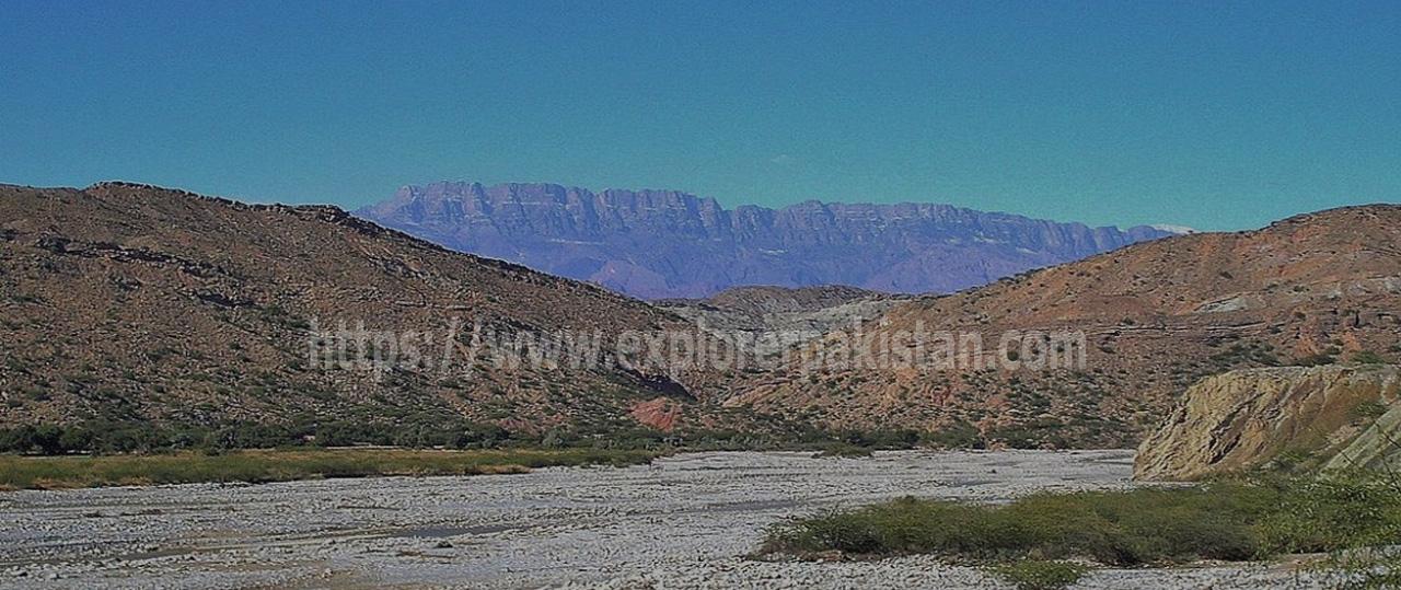 Sheikh Badin Hills