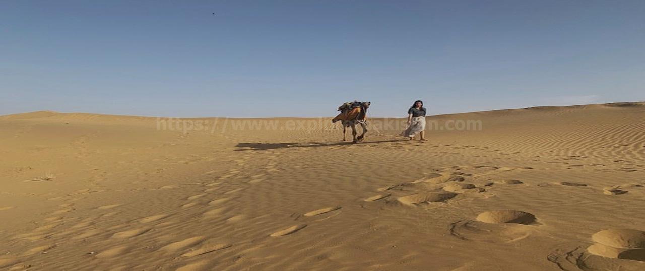 Thar Desert Pakistan - largest desert of pakistan
