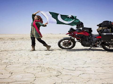 Desert in Pakistan