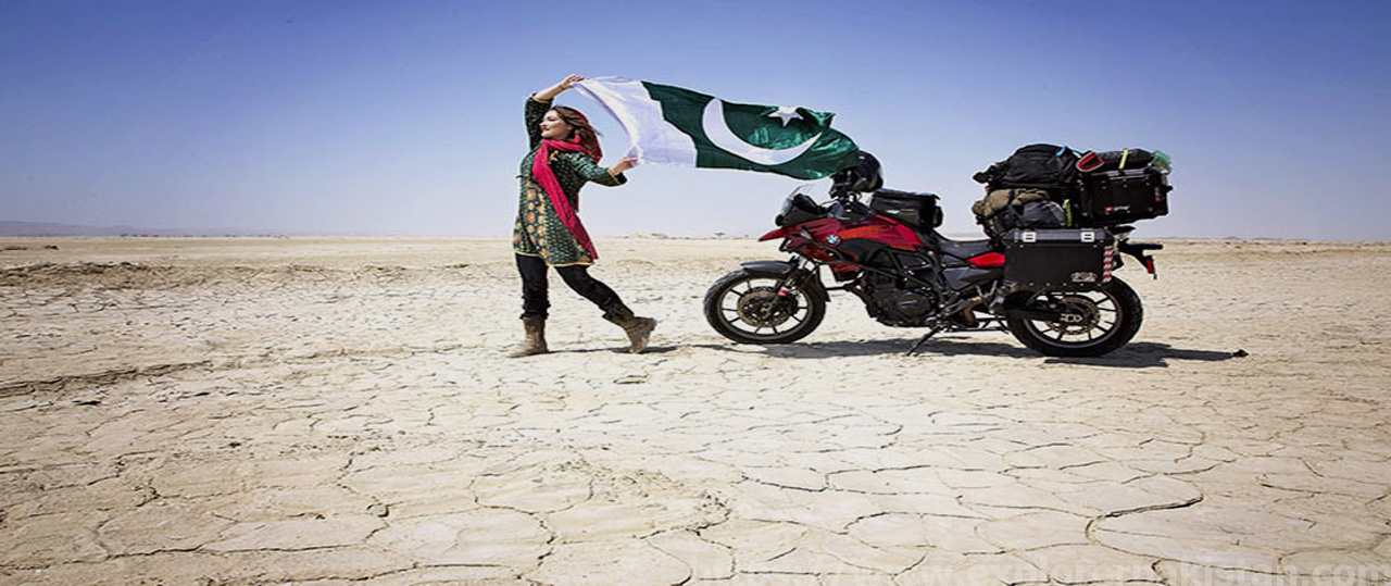 Desert in Pakistan