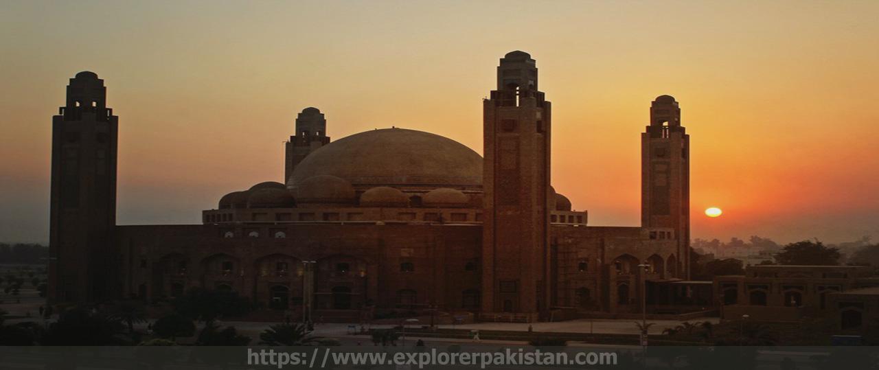 Jamia Mosque Lahore