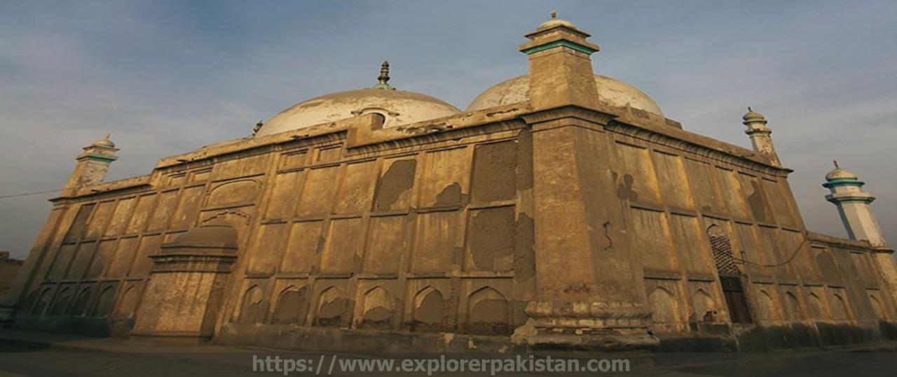 Grand Mosque Gandawah