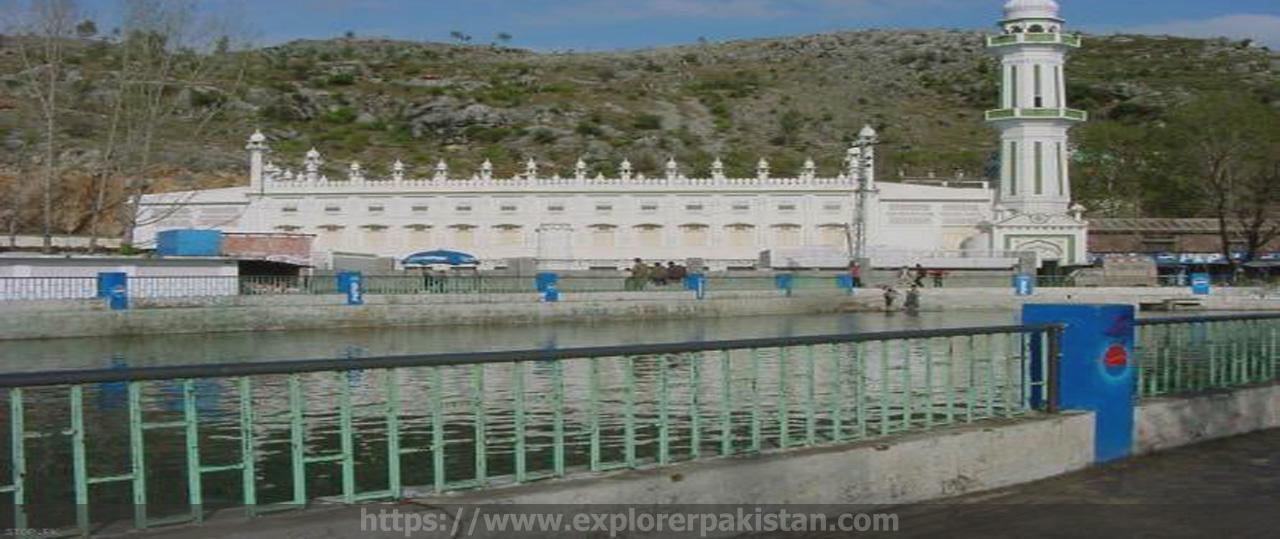 Ilyasi Mosque Abbottabad