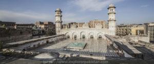 Mahabat Khan Mosque Peshawar