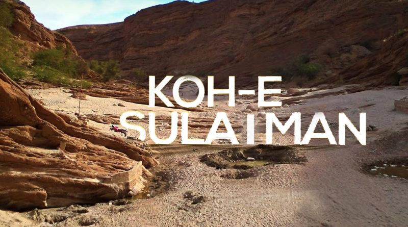 Koh-e-Sulaiman