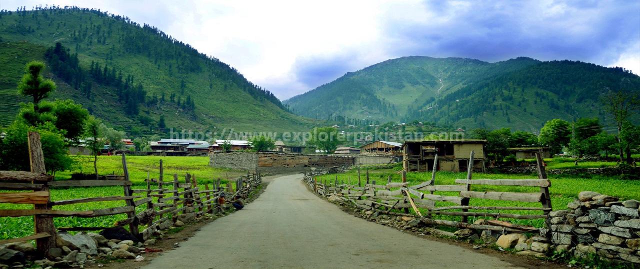 leepa village
