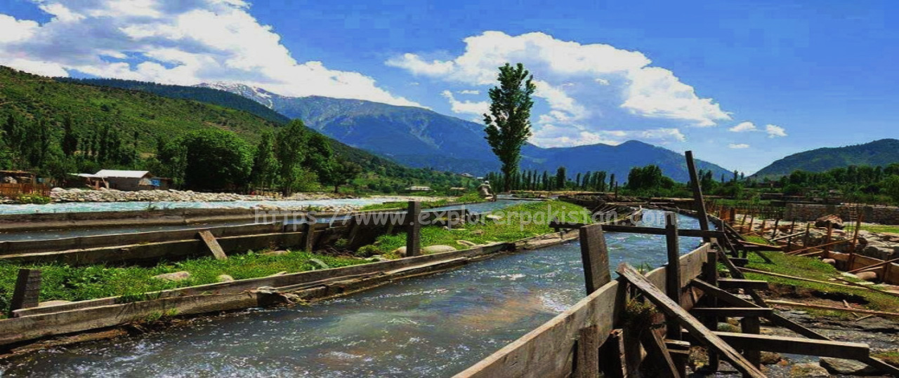 Wooden Canals thal