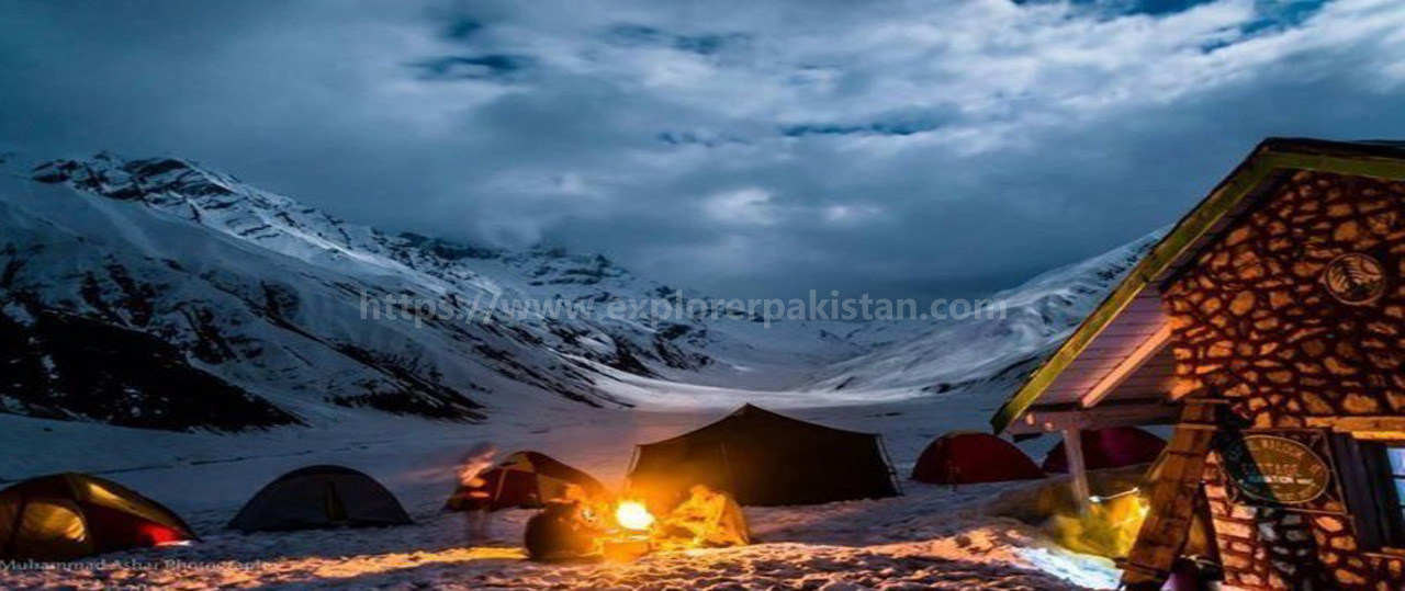 saif ul malook at night