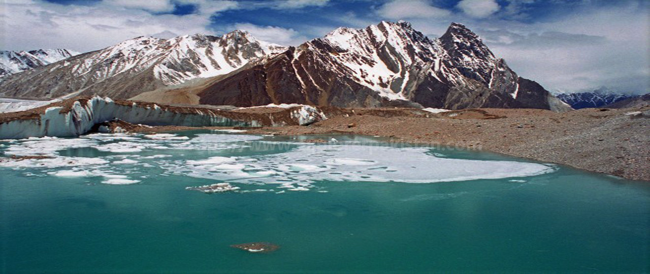 Baltoro Glaciers
