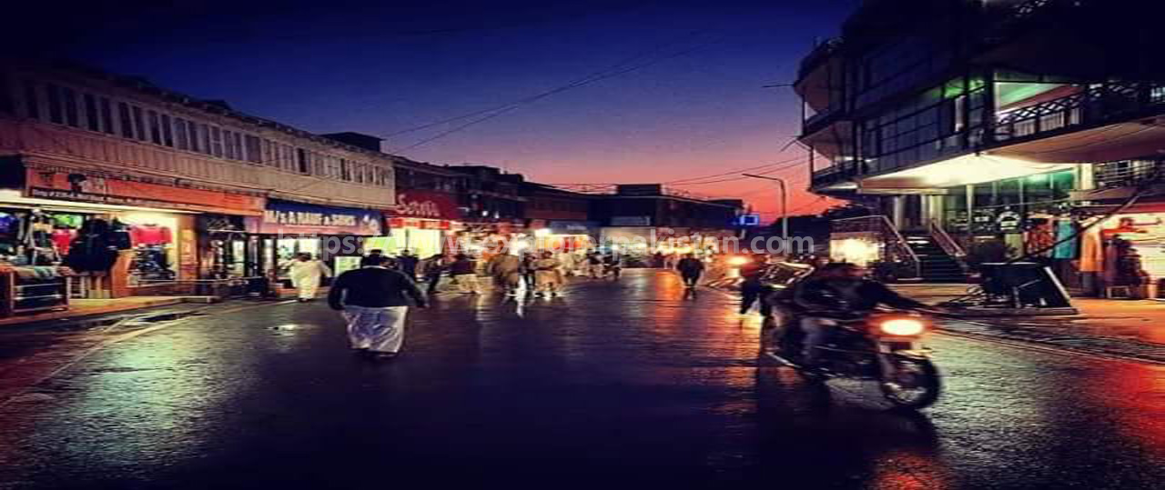 murree Mall Road