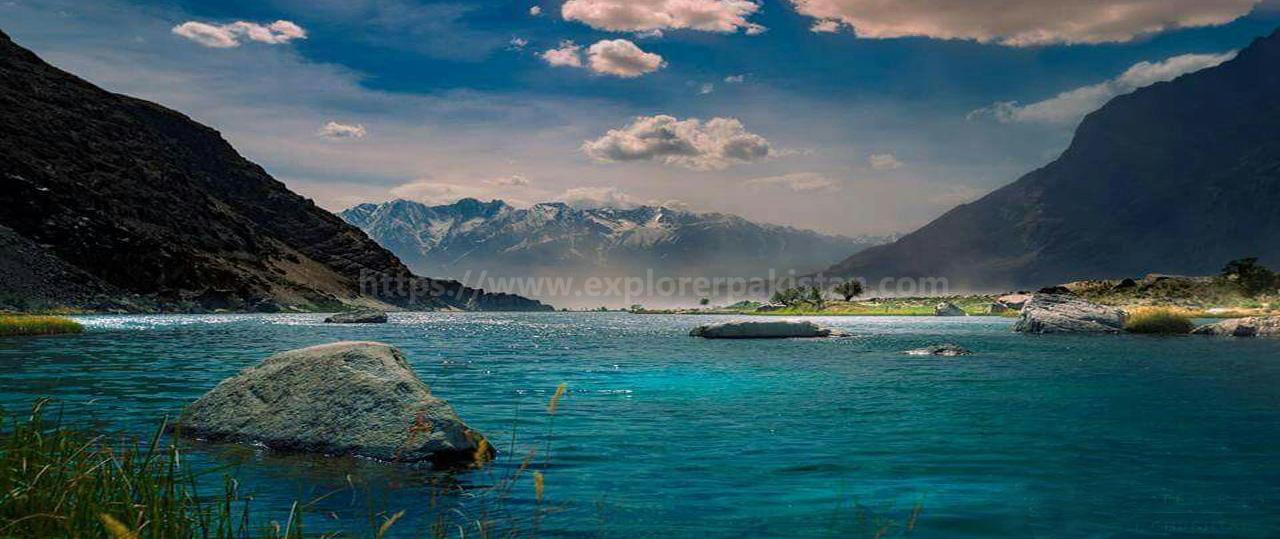 Lake Shigar