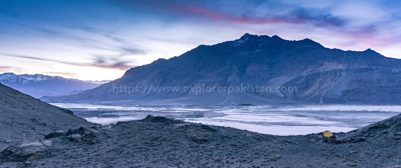 shigar view point