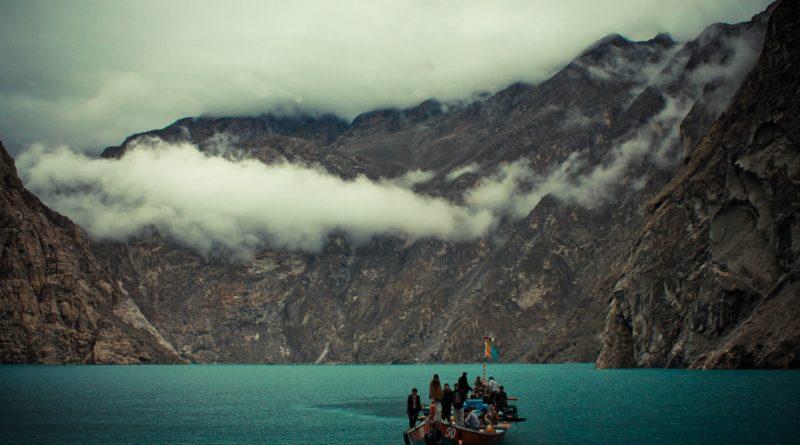 Attabad lake history