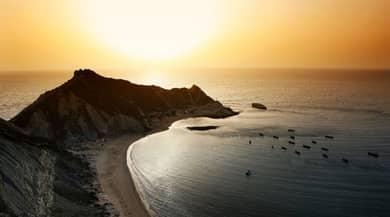 Astoal Island - Astola Beach