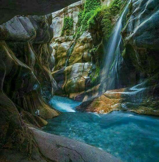 Chotok Waterfall