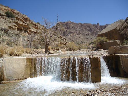 Hanna-Urak Waterfall