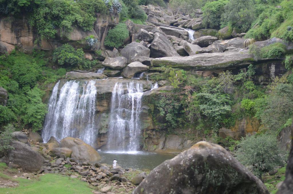 Narh Waterfall
