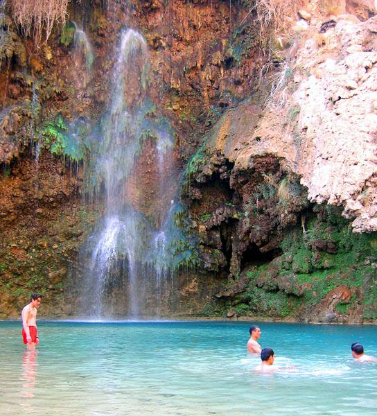 Pir Ghaib Waterfall