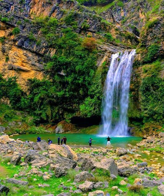 Sajjikot Waterfall