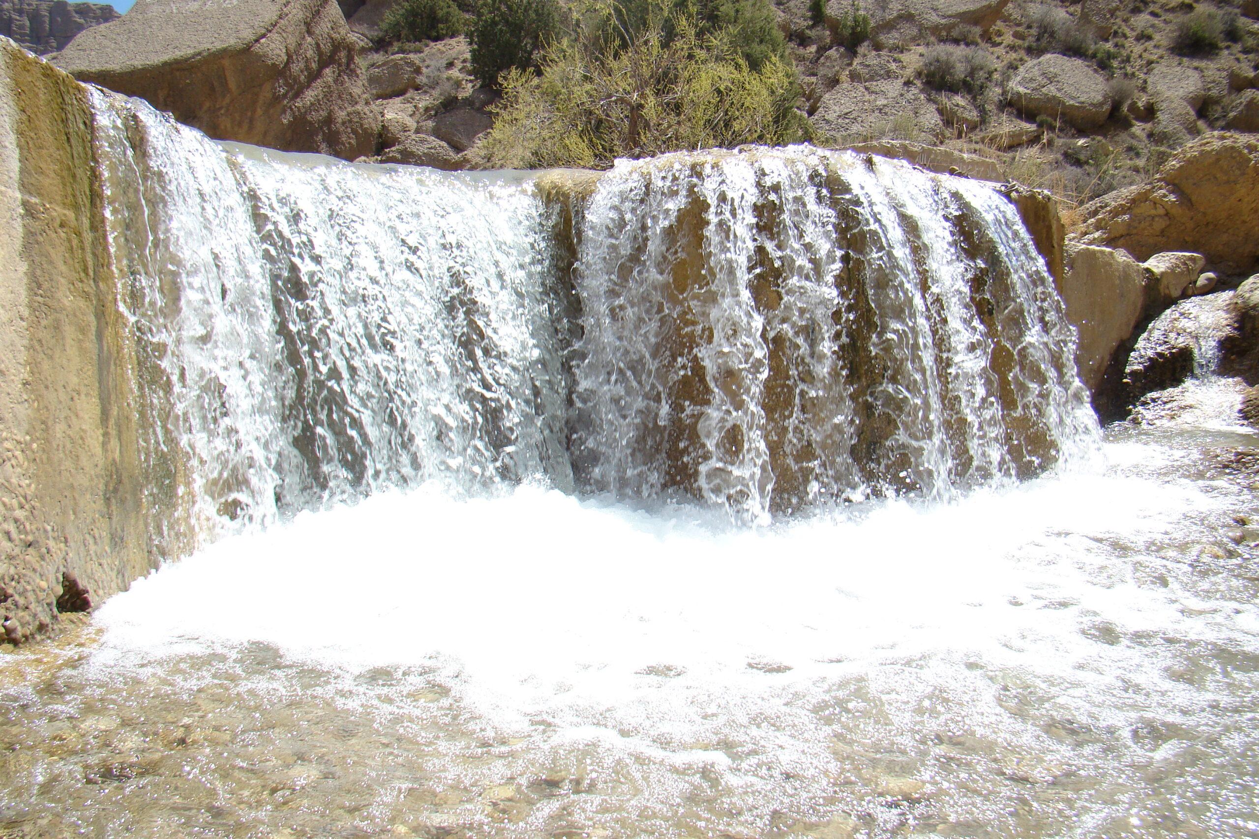 Swabi Waterfalls