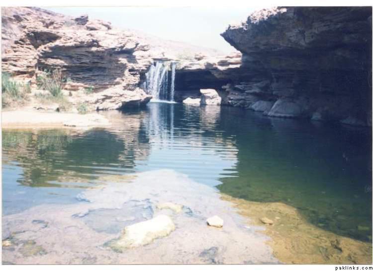 Khadeji Waterfalls